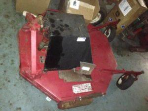 Used 42″ Brush Hog / Rough Cut Mower #3 for Honda RT5000, H5013, or H5518 Tractor