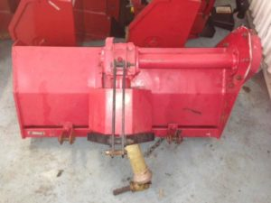 Used 40″ Rototiller # 10 for Honda RT5000, H5013, or H5518 Tractor