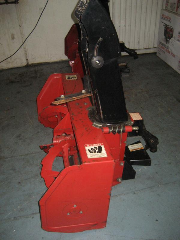 """SLIGHTLY USED 42"""" Snowblower #1 for Honda RT5000, H5013, or H5518 Tractor"""