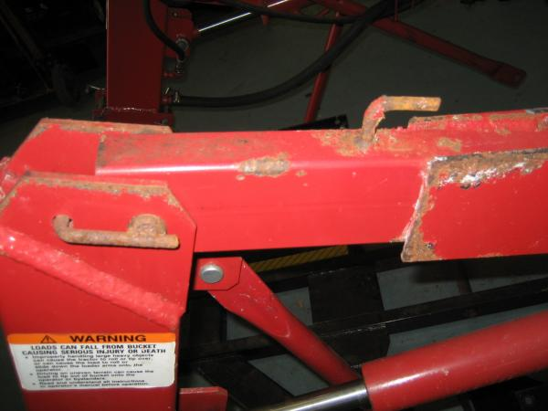 New Old Stock Front End Loader for Honda H5013A4 or H5518A4 Tractor