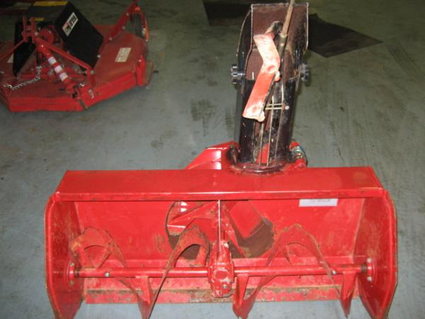 "Used 42"" Snowblower #8 for Honda RT5000, H5013, or H5518 Tractor"