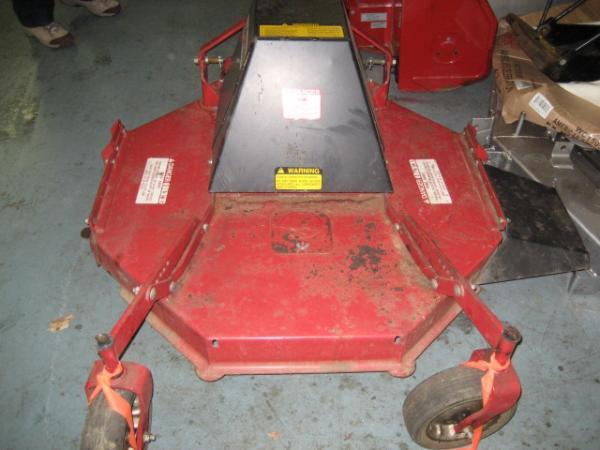"Used 42"" Brush Hog / Rough Cut Mower #3 for Honda RT5000, H5013, or H5518 Tractor"