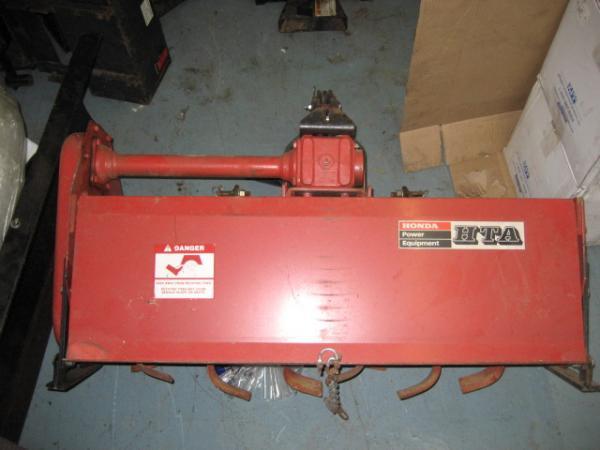 "BRAND NEW 40"" Rototiller for Honda RT5000, H5013, or H5518 Tractor"