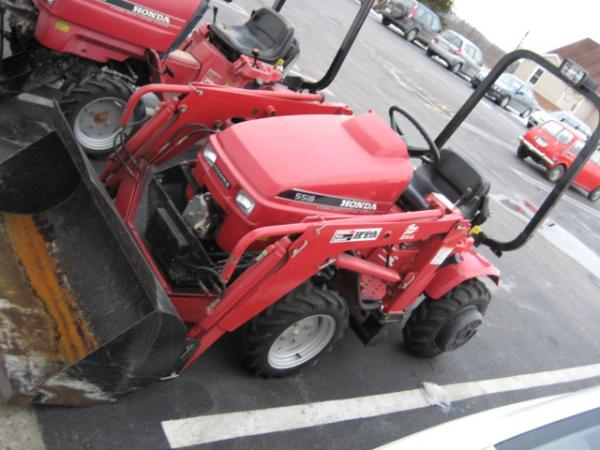 Honda H5518A4 Tractor #20 with Front End Loader
