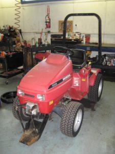 Honda H5518A4 Tractor #21