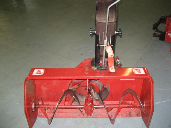 "Used 42"" Snowblower #7 for Honda RT5000, H5013, or H5518 Tractor"
