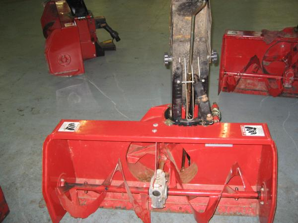 LIKE NEW 42″ Snowblower #9 for Honda RT5000, H5013, or H5518 Tractor