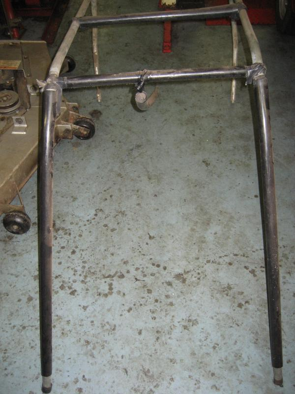 "<span class=""dojodigital_toggle_title"">Used Soft Cab Frame for Honda RT5000, H5013, or H5518 Tractor</span>"