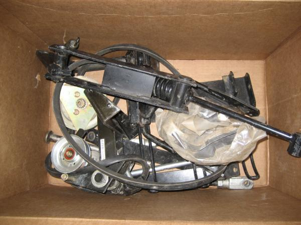 """Used 52"""" Mower Deck #3 for H5518 Tractor"""