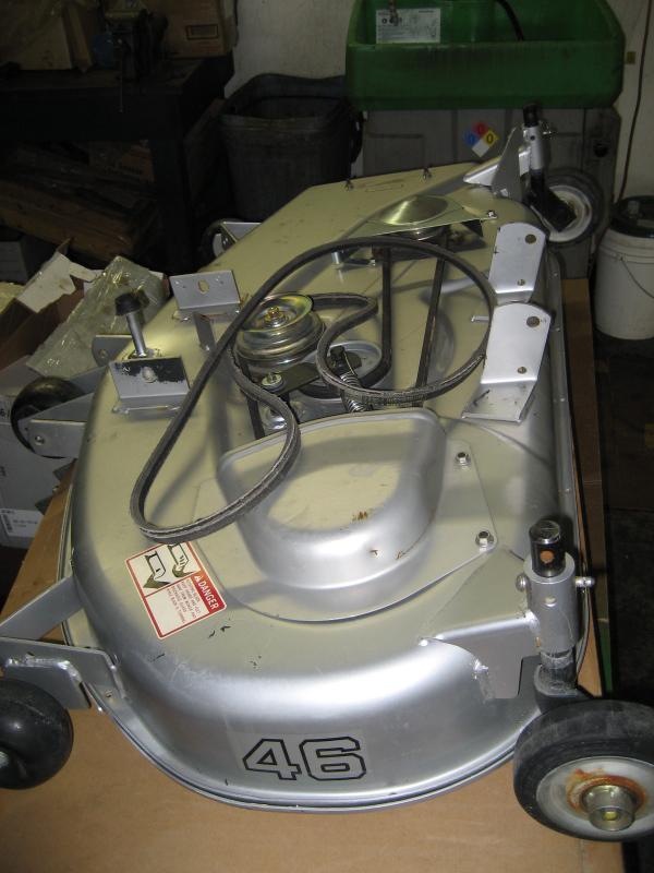 Brand New 46 Mower Deck 5 For Honda H5013 Or H5518