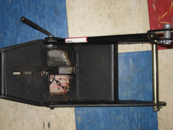Used Front Quick Hitch #8 for Honda H5013, or H5518 Tractor