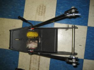 Used Front Quick Hitch #9 for Honda H5013, or H5518 Tractor