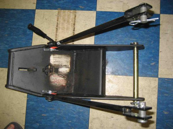 Used Front Quick Hitch #10 for Honda H5013, or H5518 Tractor
