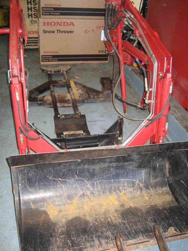 Used Front End Loader for Honda H5518A4