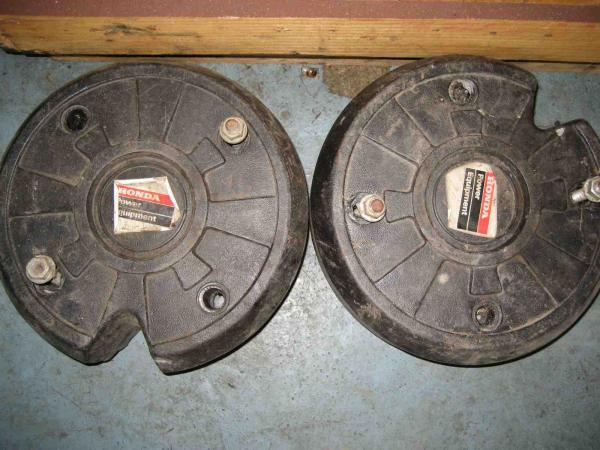 Used Wheel Weights #2 for Honda RT5000, H5013, or H5518 Tractor