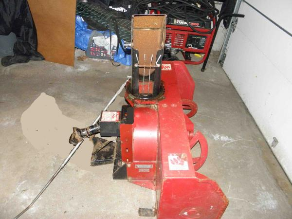 """USED 42"""" Snowblower #12 for Honda RT5000, H5013, or H5518 Tractor"""