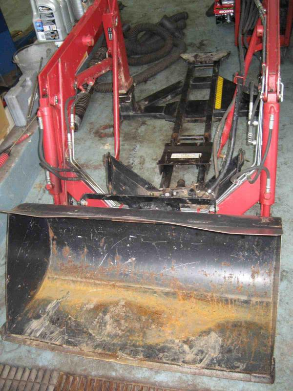 Used Front End Loader for Honda H5518A4