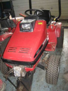 Used Honda H5013A4 Tractor 24
