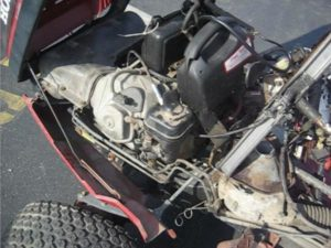 Used Engine for Honda RT5000 Tractor