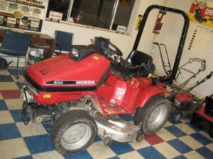 Used Honda H5013A4 Tractor 25