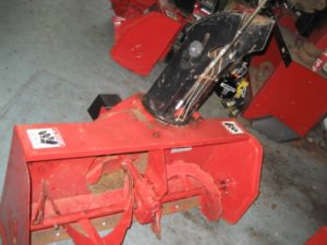 SLIGHTLY USED 42″ Snowblower #14 for Honda RT5000, H5013, or H5518 Tractor