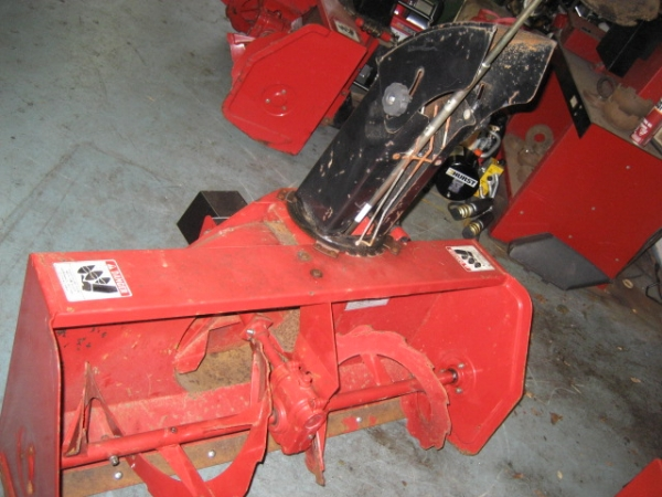 "SLIGHTLY USED 42"" Snowblower #14 for Honda RT5000, H5013, or H5518 Tractor"