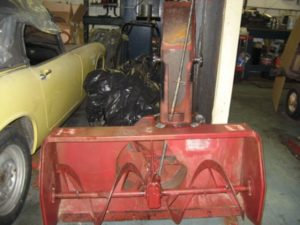 USED 42″ Snowblower #15 for Honda RT5000, H5013, or H5518 Tractor
