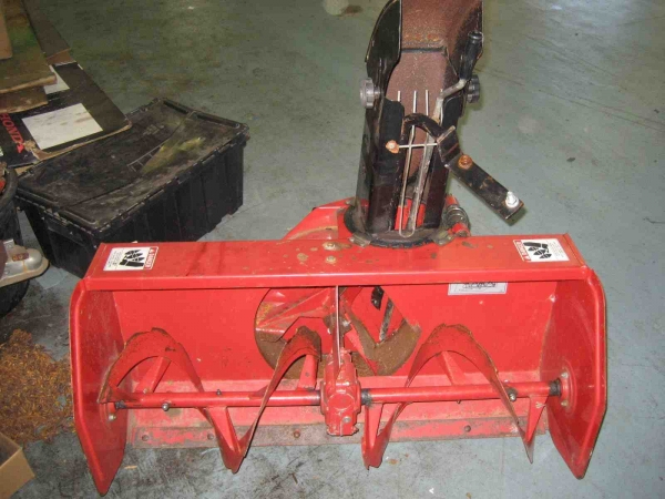 "SLIGHTLY USED 42"" Snowblower #16 for Honda RT5000, H5013, or H5518 Tractor"