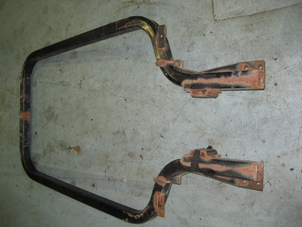 Used ROPS (Roll Bar) for Honda RT5000 Tractor
