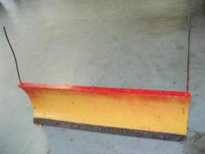 Used 54″ Dozer Blade #1 for Honda RT5000, H5013, or H5518 Tractor