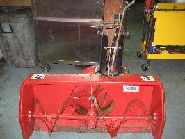 "Used 42"" Snowblower #2 for Honda RT5000, H5013, or H5518 Tractor"