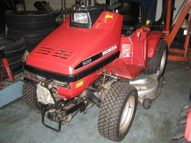 Used Honda H5013A4 Tractor 19