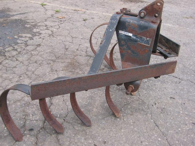 Used Spring Shank Cultivator for Honda RT5000, H5013, or H5518 Tractor