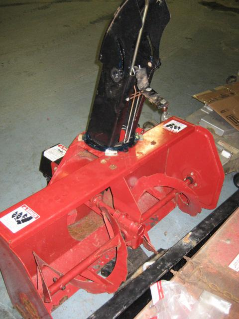"Slightly Used 42"" Snowblower #5 for Honda RT5000, H5013, or H5518 Tractor"