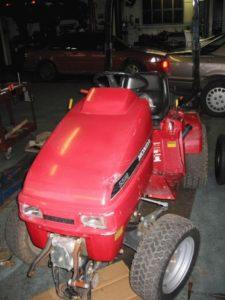 Honda H5518A4 Tractor 8