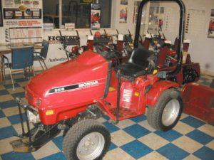 Honda H5518A4 Tractor 6