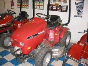 Honda H5518A4 Tractor 5