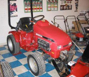 Honda H5518A4 Tractor 3