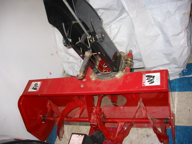 """Used 42"""" Snowblower #5 for Honda RT5000, H5013, or H5518 Tractor"""
