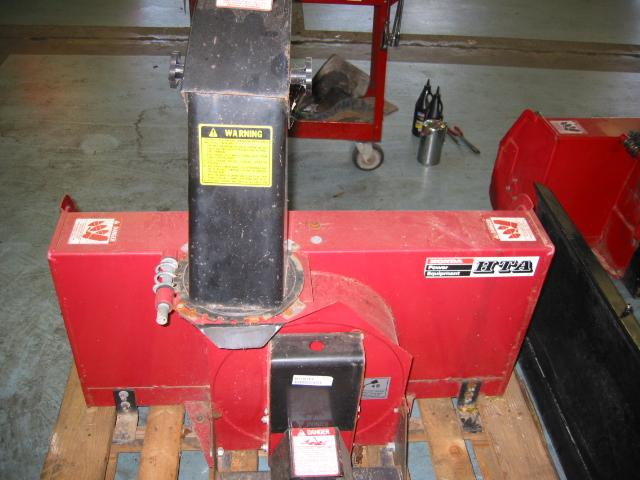 """Used 42"""" Snowblower #3 for Honda RT5000, H5013, or H5518 Tractor"""