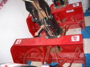 Used 42″ Snowblower #4 for Honda RT5000, H5013, or H5518 Tractor