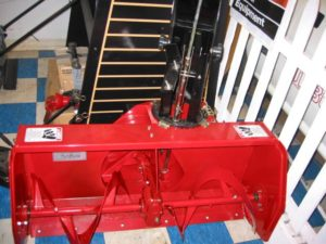 New 42″ Snowblower for Honda RT5000, H5013, or H5518 Tractor