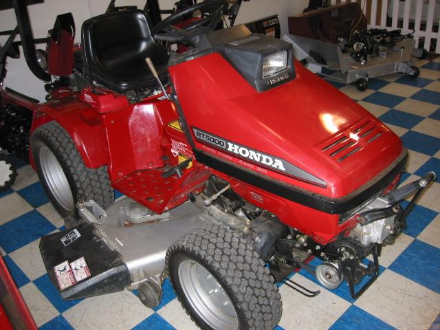 Used Honda RT5000 Tractor 13
