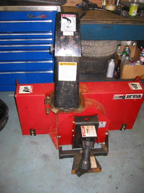 """Used 42"""" Snowblower #6 for Honda RT5000, H5013, or H5518 Tractor"""