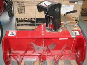 Used 42″ Snowblower #5 for Honda RT5000, H5013, or H5518 Tractor