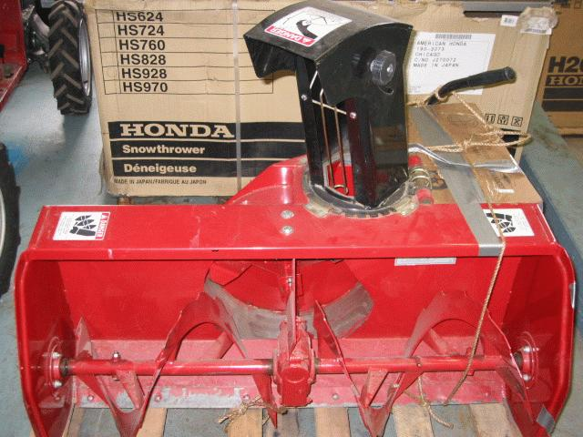"Used 42"" Snowblower #5 for Honda RT5000, H5013, or H5518 Tractor"