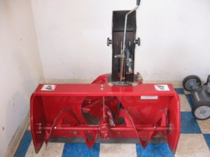 Used 42″ Snowblower for Honda RT5000, H5013, or H5518 Tractor