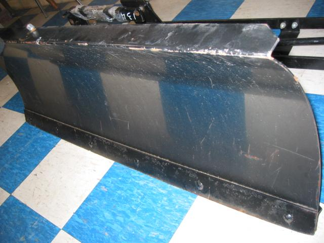 "LIKE NEW 46"" Dozer Blade for Honda RT5000, H5013, or H5518 Tractor"