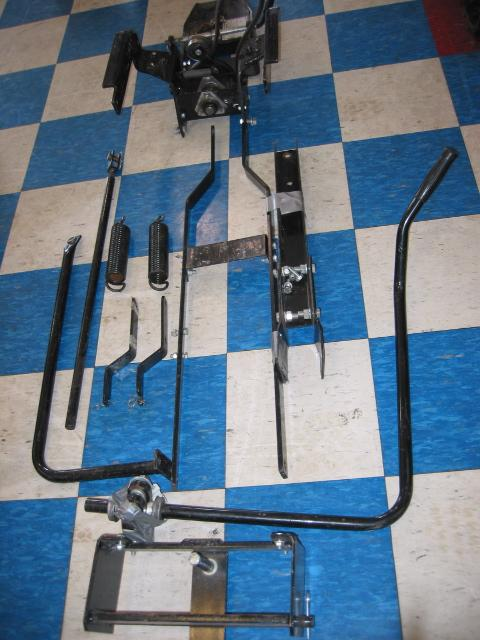USED Quick Hitch / Drive Kit