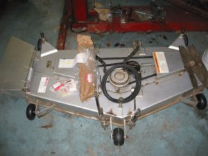 Used 52″ Mower Deck for Honda H5518 Tractor
